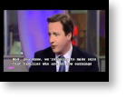 Direct Democracy Video: Cameron on The One Show