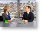Direct Democracy Video: Cameron's love for his banker friends