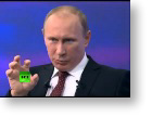Direct Democracy Video: Intelligent Putin sorts-out war-loving McCain the Pleb