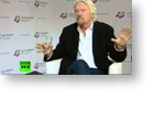 Direct Democracy Video: Branson - UK should use internet to stop wars