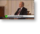 Direct Democracy Video: Russia's Pres. Putin - According to int. law, ONLY UNSC can sanction action against Syria Gov.