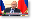 Direct Democracy Video: Putin - Annexing of Crimea out of question [partially shown by BBC]