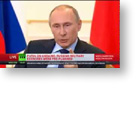 Direct Democracy Video: Putin - Russia will not go to war with Ukraine, our relations are fraternal [partially shown by BBC]