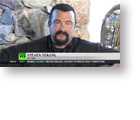 Direct Democracy Video: Steven Seagal; Ukraine gov. was elected and accepted by UN - Western media playing dangerous game