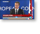 Direct Democracy Video: Cameron tells France that UK tax payer will fund armed unelected Ukraine 'gov'
