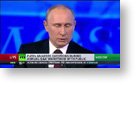 Direct Democracy Video: Putin; 'Tanks and jets against own people? Are they out of their minds'