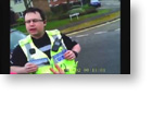 Direct Democracy Video: Cameron's unlawful police harass innocent by-stander - break multiple laws, don't care that you see